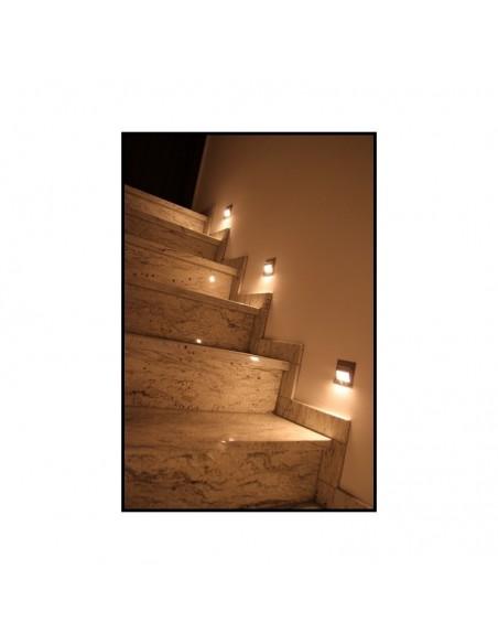 LED laiptų šviestuvas - Wally White