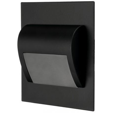 LED laiptų šviestuvas - Wally Black