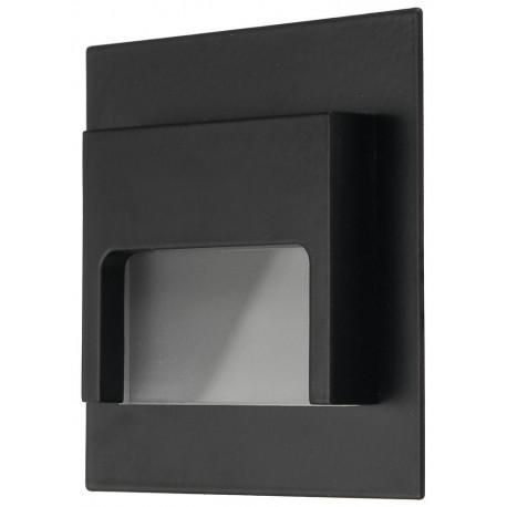 LED laiptų šviestuvas - Ontario Black