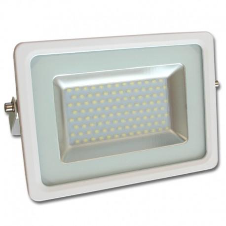 Baltas SMD LED prožektorius 10W - 6000K