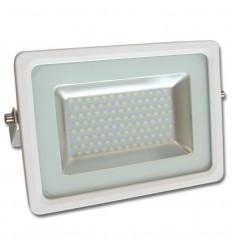 Baltas SMD LED prožektorius 10W - 3000K