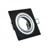 Aliuminio rėmelis LED lemputei į lubas - OH22