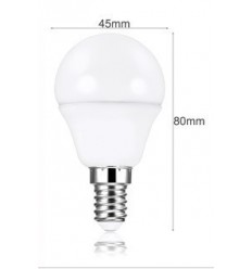 E14 - 7W - 560lm pritemdoma LED lemputė
