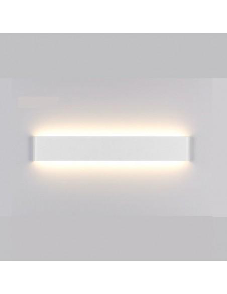 Sieninis LED šviestuvas - Long White 6W