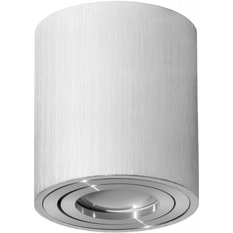 Virštinkinis šviestuvas - Milo sidabrinisAR