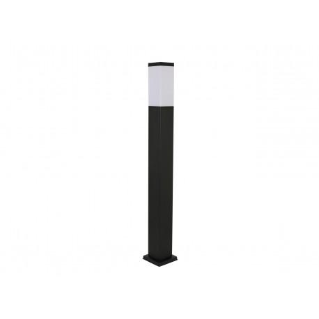 Pastatomas LED Lauko šviestuvas - Lumi Quad Black 90cm
