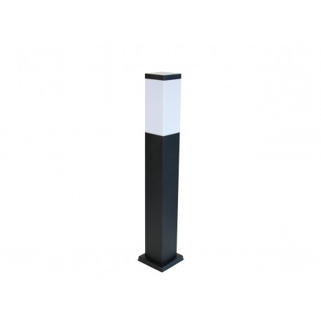 Pastatomas LED Lauko šviestuvas - Lumi Quad Black 60cm
