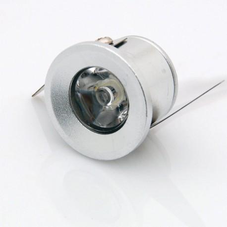 Įleidžiamas LED šviestuvas 1W -SPOT