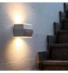 Sieninis 7,5W LED lauko šviestuvas - EGLO Guss3