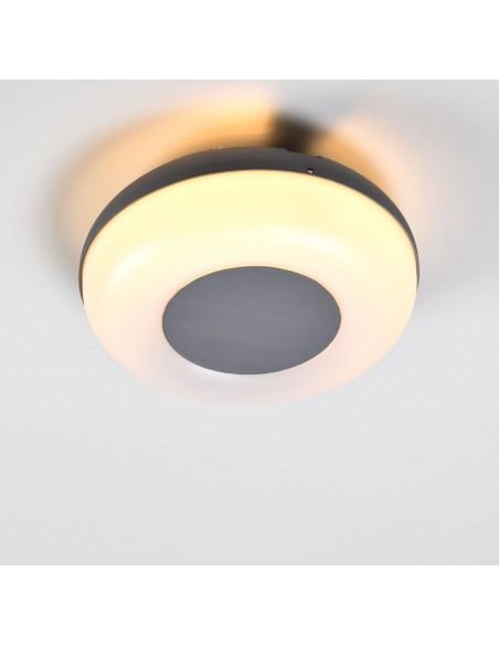 LED lauko šviestuvas - Nordlux Loft - alu