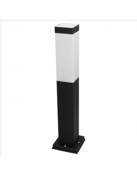 Pastatomas LED Lauko šviestuvas - Lumi Quad Black 45cm