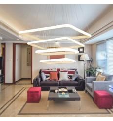 LED Šviestuvas - Modernlight 92W