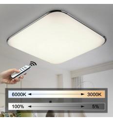 LED šviestuvas - MONO SLIM 64W dimmable