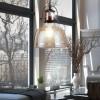 RETRO stiliaus šviestuvas - Industrie Glass