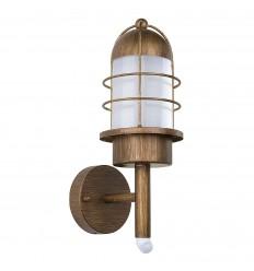 Sieninis LED lauko šviestuvas - Eglo Minorca
