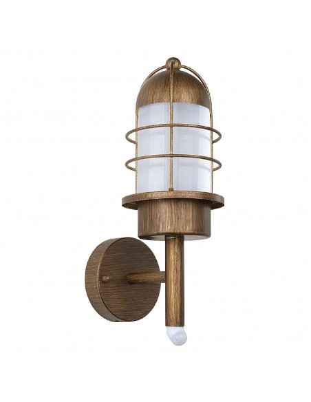 Lauko šviestuvas su judesio davikliu - Eglo Minorca