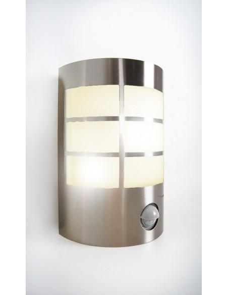 LED Lauko šviestuvas su judesio davikliu - BAHAG