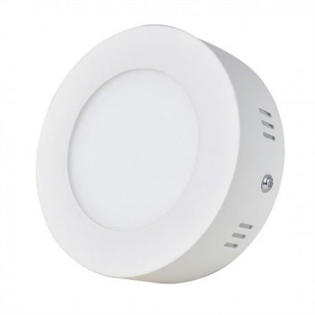 Virštinkinė LED panelė - 6W apvali