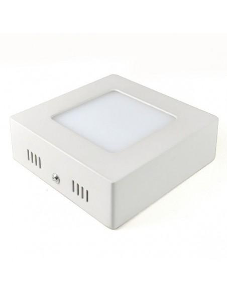 Virštinkinė LED panelė - 18W kvadratas 4500K
