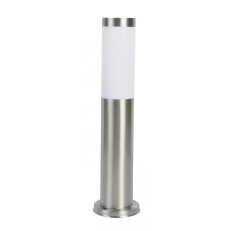 Pastatomas LED Lauko šviestuvas - Lumi Slim silver 45cm