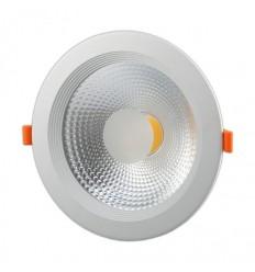 Įleidžiamas LED šviestuvas - Downlight 30W -2800K