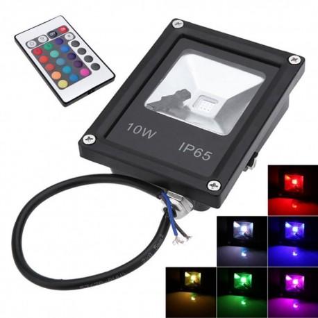 LED prožektorius RGB - 10W