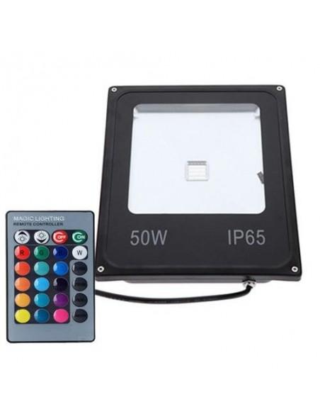 LED prožektorius RGB - 50W