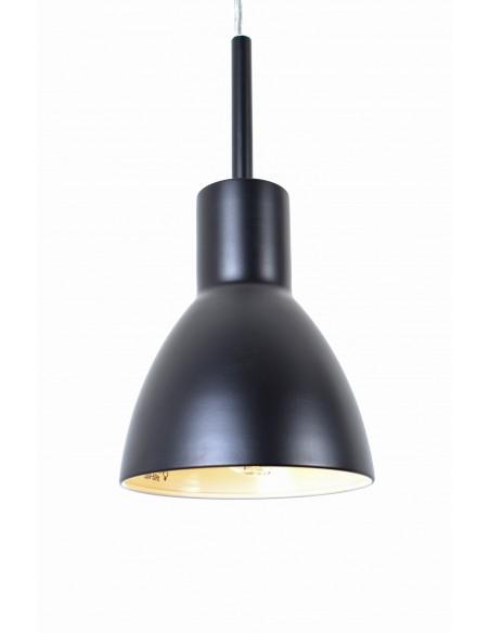 Kabantis šviestuvas - DecoMode Black