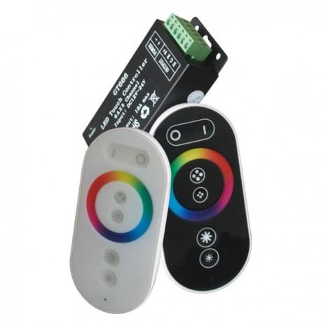 RGB LED juostos valdymo pultas 216W