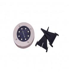 Įsmeigiamas saulės baterijų LED lauko šviestuvas
