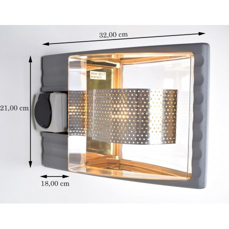 LED lauko šviestuvas - Nordlux Delta