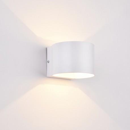 Sieninis LED šviestuvas - White