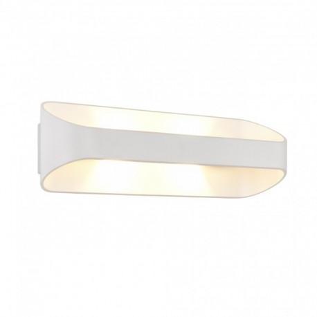 Sieninis LED šviestuvas - White long