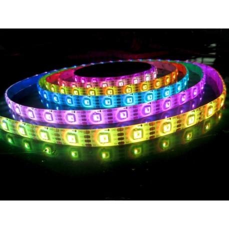 RGB LED juostelė 5050 SMD/m