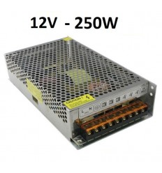 LED maitinimo šaltinis 12V - 250W
