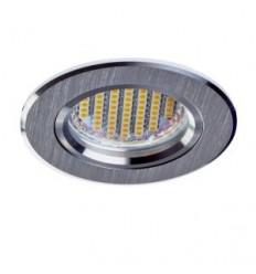 Aliuminio rėmelis LED lemputei į lubas - OH21