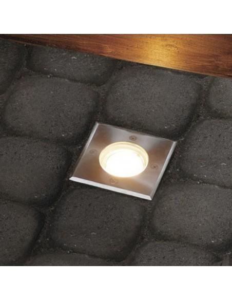 Grindinis LED lauko šviestuvas - Lumi Ground-K