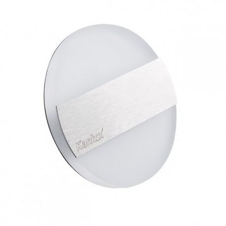 LED laiptų šviestuvas - Kanlux LIRIA + transformatorius