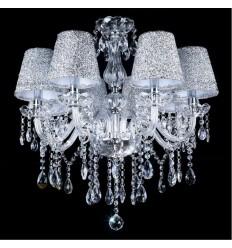 LED šviestuvas - KRISTALL Krone