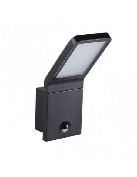 LED lauko šviestuvas su judesio davikliu - Kanlux SEVIA PIR