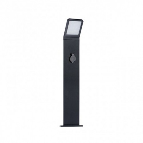 LED lauko šviestuvas su rozete - Kanlux SEVIA 50cm