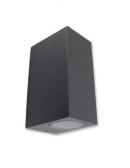 Sieninis LED lauko šviestuvas - Lumi Wand-2 pilkas