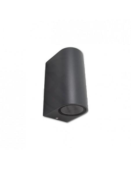 Sieninis LED lauko šviestuvas - Lumi Wand-2a ANTHRACITE