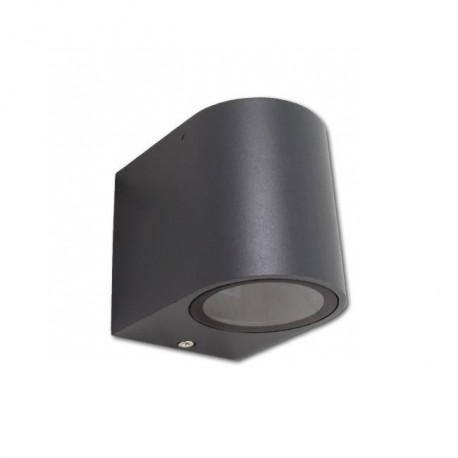 Sieninis LED lauko šviestuvas - Lumi Wand-1 pilkas