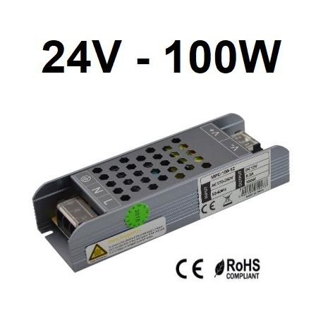 LED maitinimo šaltinis 24V - 100W
