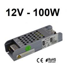 LED maitinimo šaltinis 12V - 100W