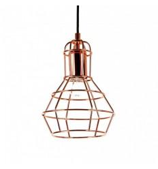 RETRO stiliaus šviestuvas - Loft Copper