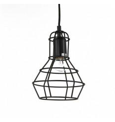 RETRO stiliaus šviestuvas - Loft Black