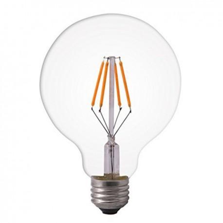 LED lemputė E27 - 6,5W - 810lm - G125