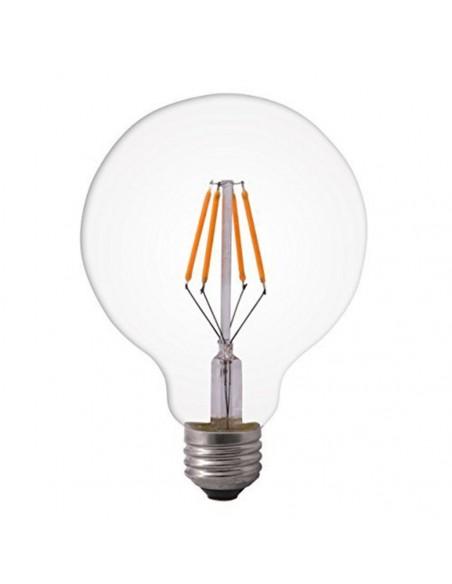 LED lemputė E27 - 4W - 400lm - G125